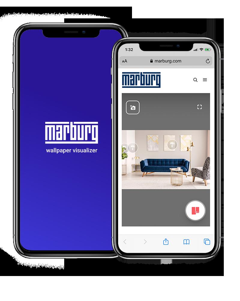 iphone marburg tapeten app