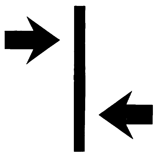 versetzter Ansatz